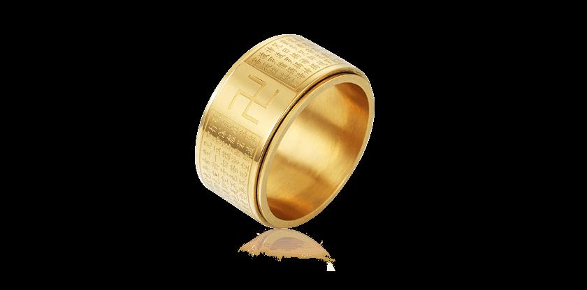 Nhẫn Bát Nhã Tâm Kinh - Món quà từ đức Phật