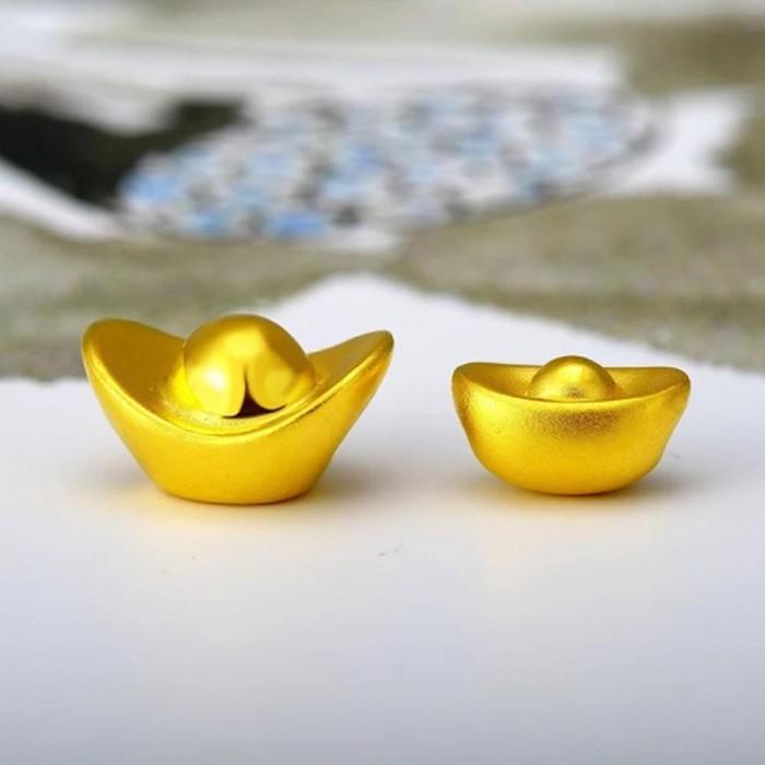 Thỏi vàng cang lớn càng được coi trọng